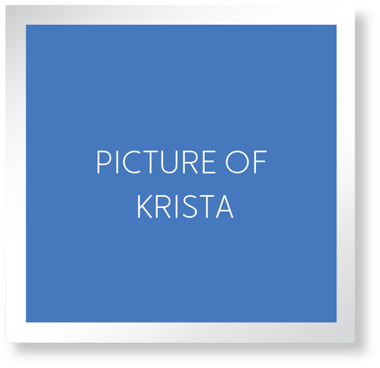Picture of Krista placeholder